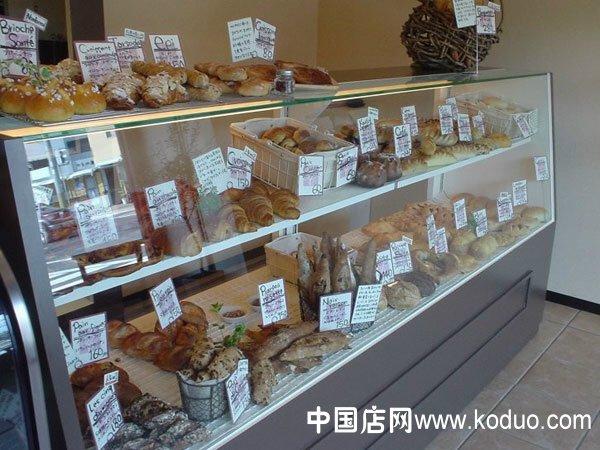 面包店裝修設計效果圖