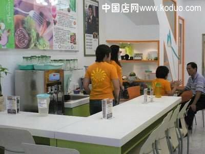 早餐店,早点店装修设计效果图(二)