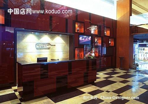 烟酒专卖店 名烟名酒店装修设计效果图 中国店网