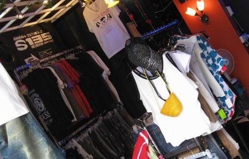 非主流服装店装修图片及经验(图)