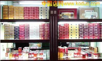 商场烟酒柜台布置技巧案例(图)-中国店网