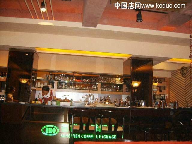 咖啡店,咖啡厅装修设计效果图(一)