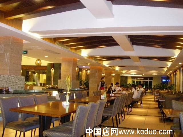 西餐厅,西餐馆装修设计效果图 二