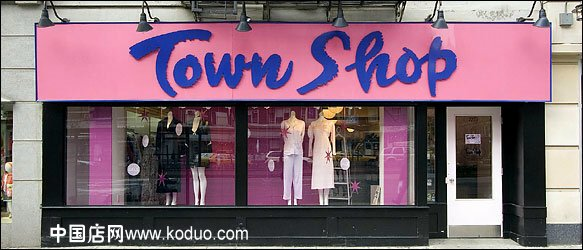 内衣店橱窗装修设计效果图