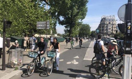 中国自行车在欧美遭抢购 国产单车的春天来了?