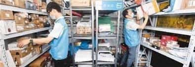 中国今年快递业务收入有望超8600亿元
