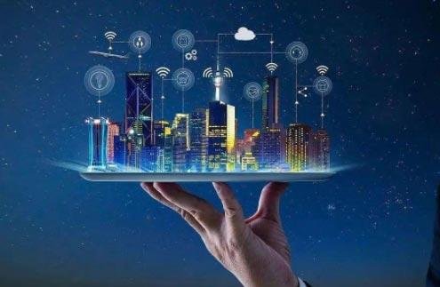 """科技巨头""""蜂拥""""智慧城市市场"""